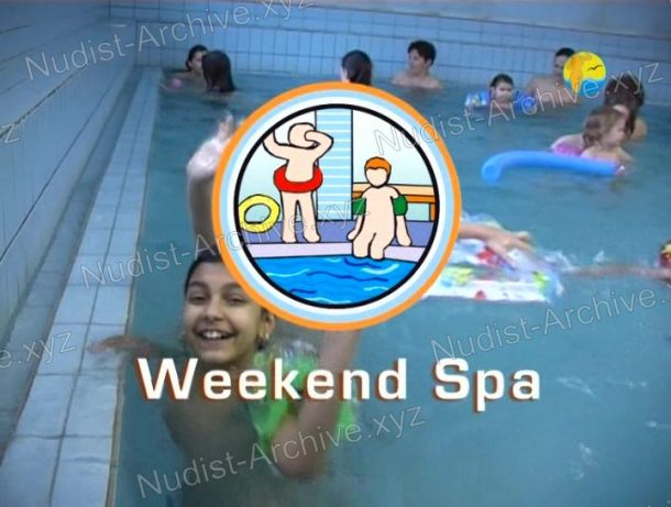 Weekend Spa - cover