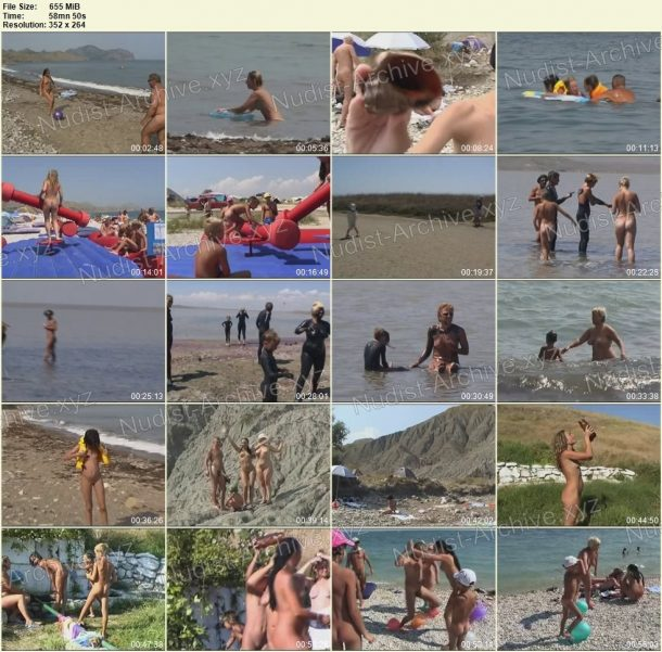 Fun In The Crimean Sun - snapshots 1