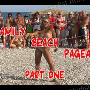 Family Beach Pageant Part One