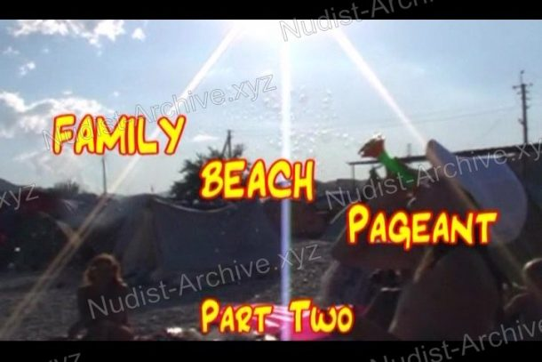 Family Beach Pageant Part Two screenshot