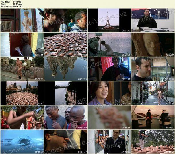 Frames of Naked World America Undercover 2003 - HBO 1