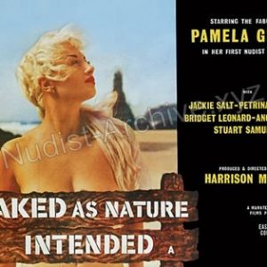 Naked as Nature Intended 1961