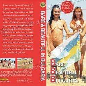 Bare and Beautiful In Bulgaria