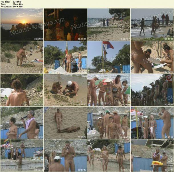 Back to Bare in Bulgaria - shots 2