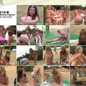 (Sunat Natplus, Nudist-HDV.com) Jr. Teen Beauty Pegeant NC12-B