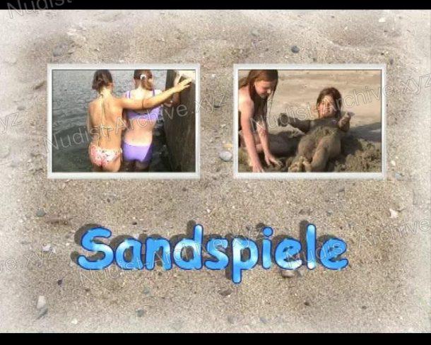 Sandspiele frame