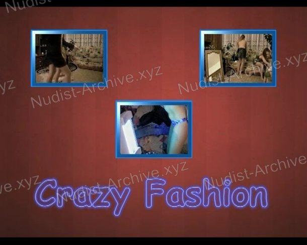 Frame of Crazy Fashion