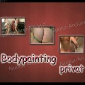 Bodypainting Privat