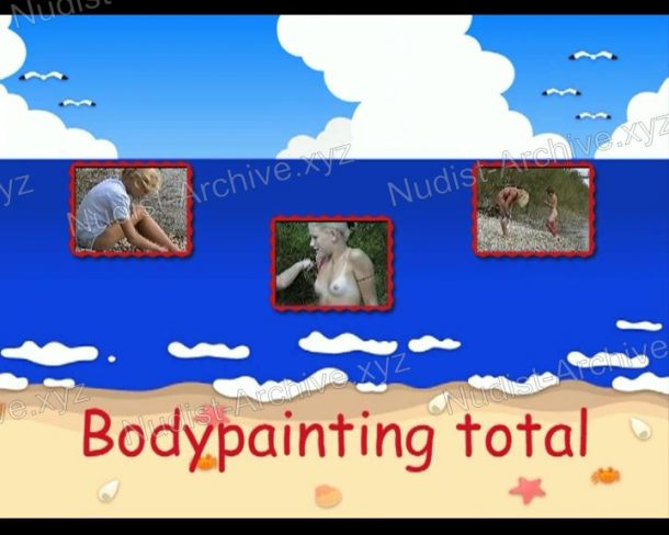 Bodypainting total cover