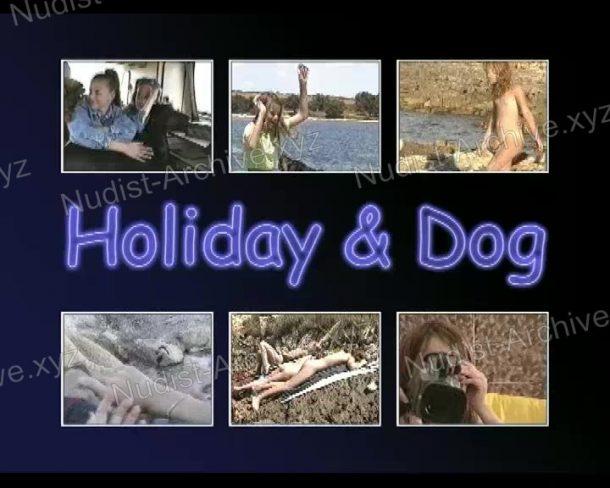 Screenshot of Holiday and Dog