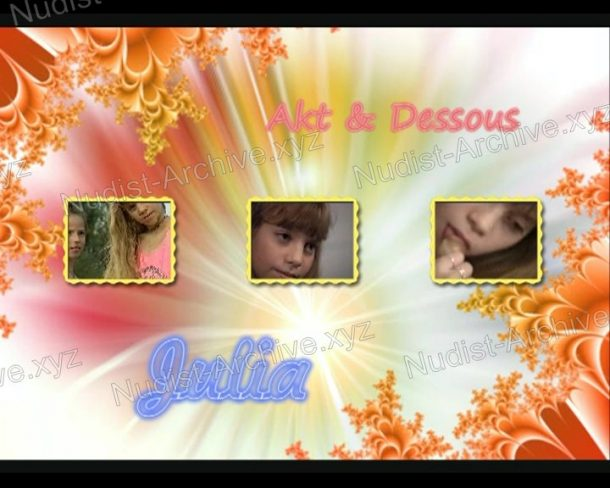 Julia Akt and Dessous cover