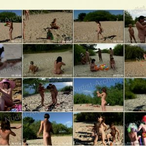 Naked Shoot Out