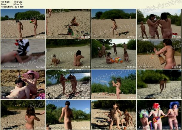 Film stills of Naked Shoot Out 1