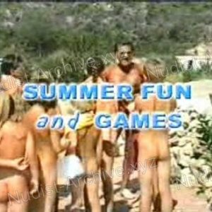 Summer Fun and Games