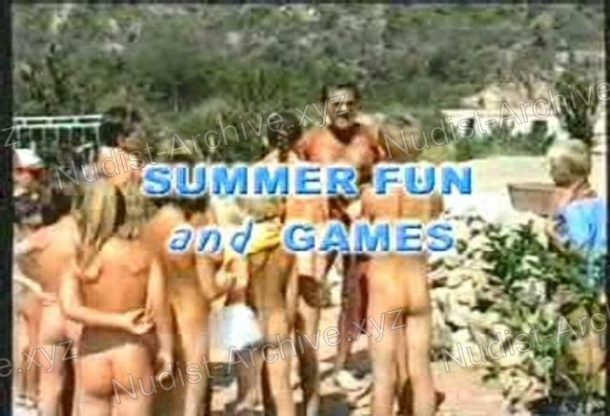 Summer Fun and Games - screenshot