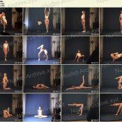 Naked Gymnast – Margo 05.03.2010