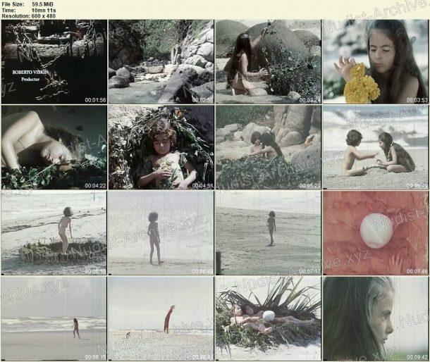 Angels and Cherubs (Ángeles y querubines) 1972 - screenshots 1