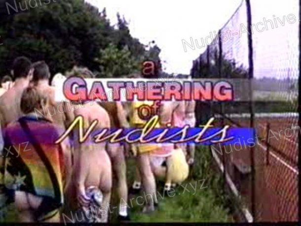 A Gathering of Nudists - screenshot