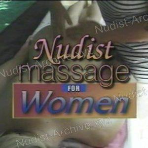 Nudist Massage for Women