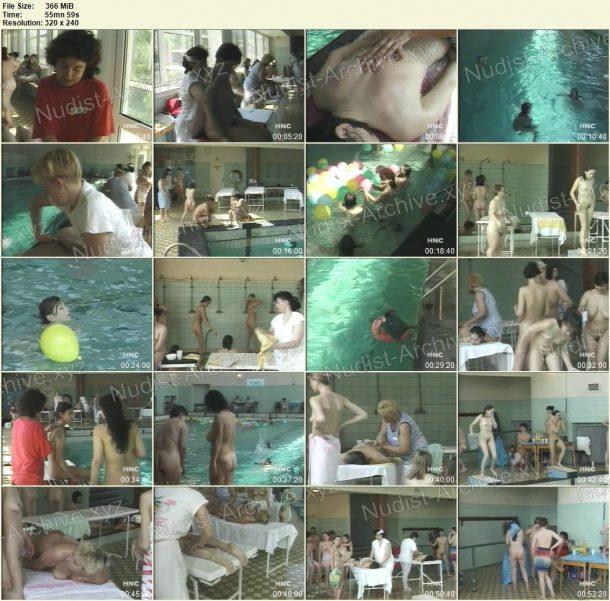 Nudist Massage for Women - frames 1