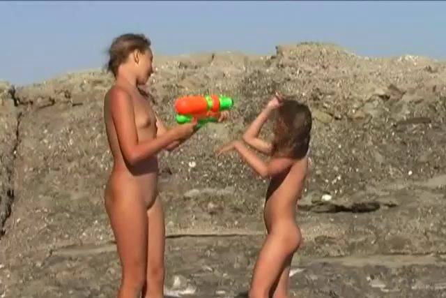 Enature Videos Naked Tracks Across The Crimea - 2