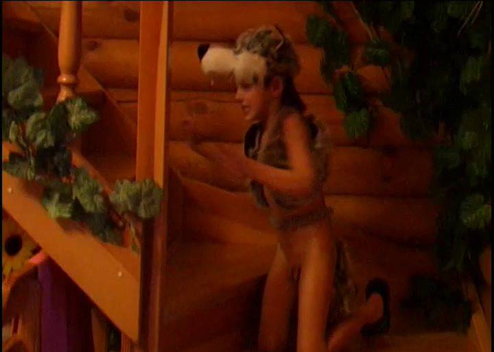 RussianBare Naked in a Winter Wonderland - 1