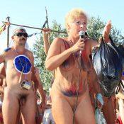 Neptune Nudist Wall Form