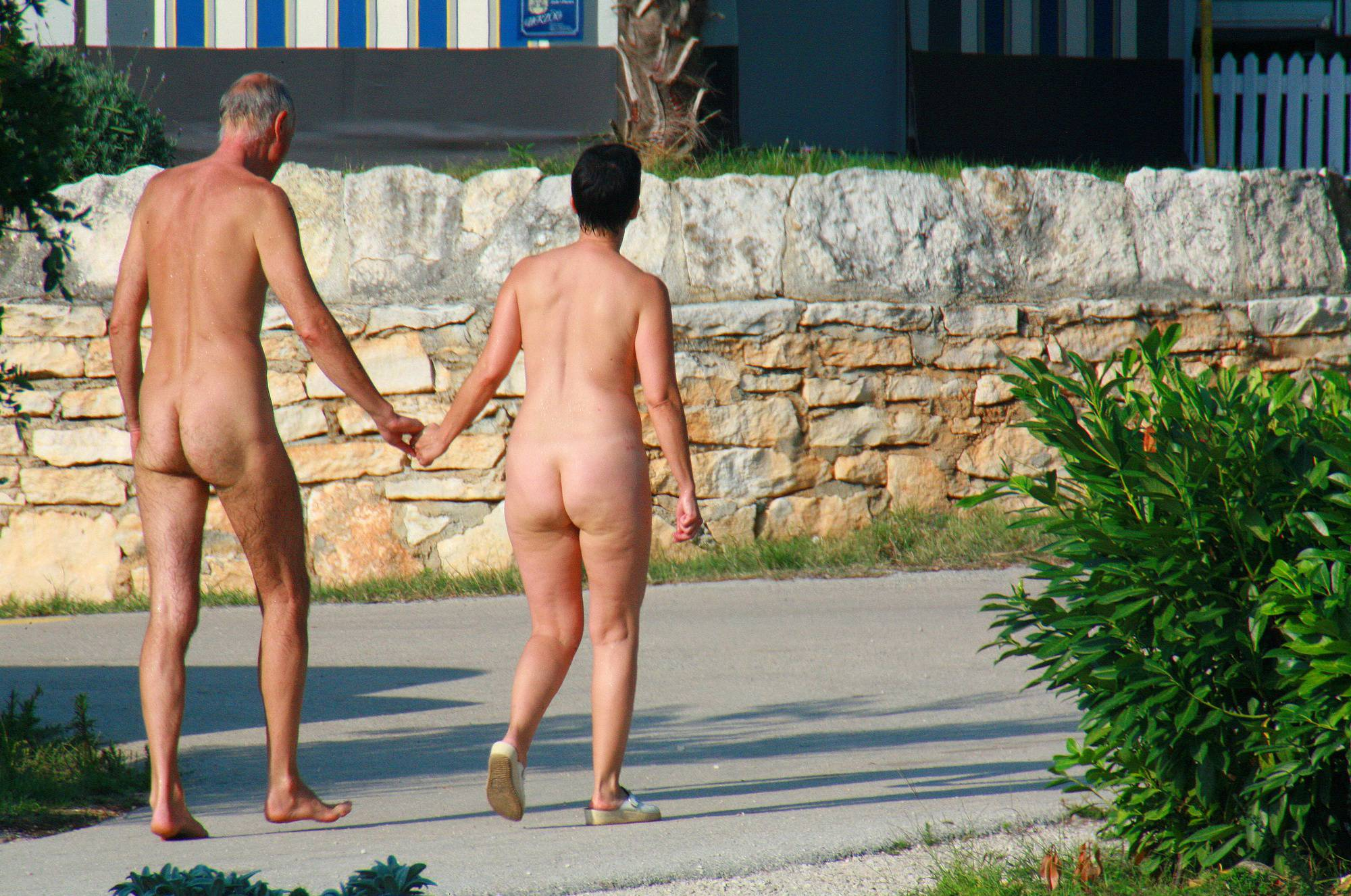 Nudist Gallery Nora FKK In Love Couples - 1