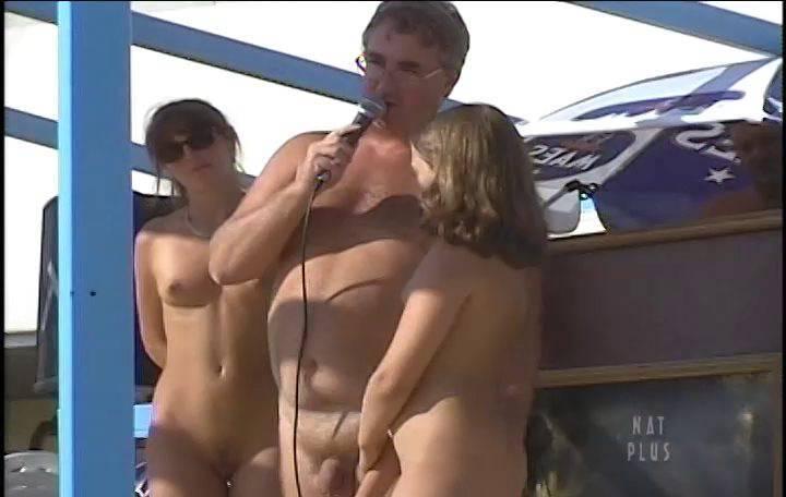 Nudist-HDV Junior Miss Pageant 1999 series NC7 - 1