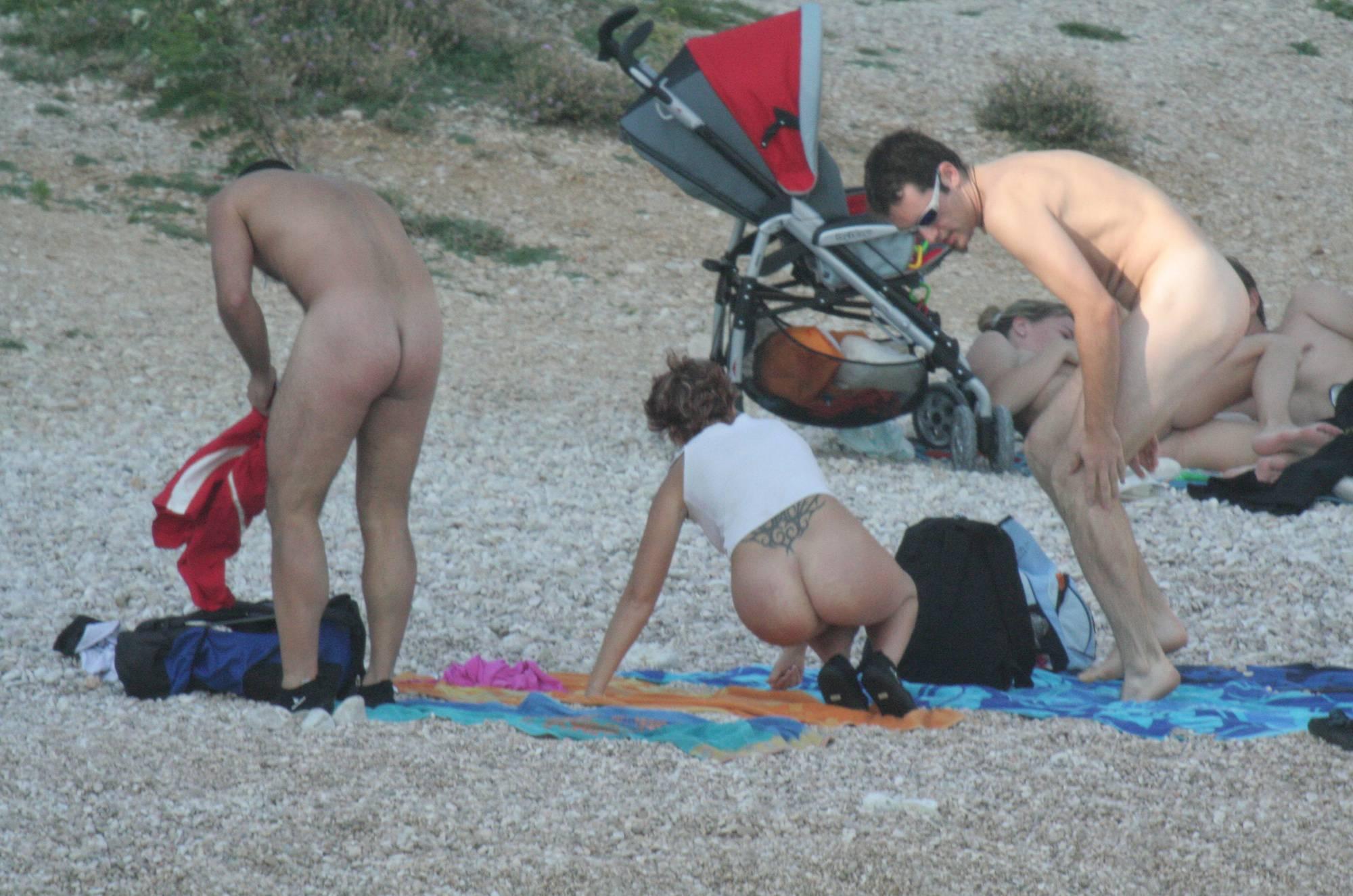 Croatian Baska Beach - 2