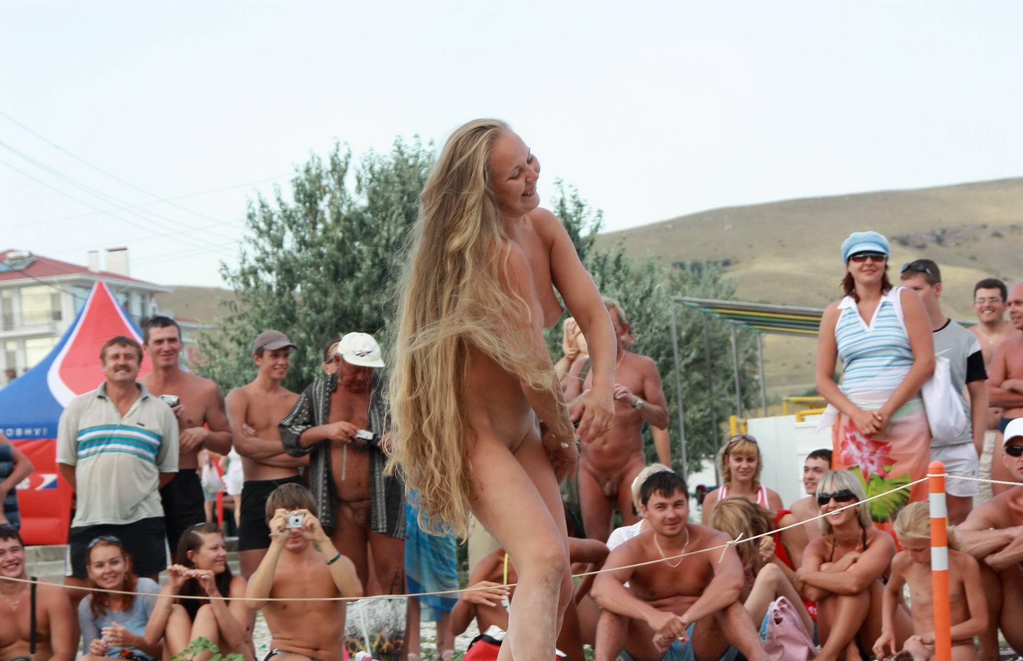 Nudist Gallery Neptune Woman Dance - 1