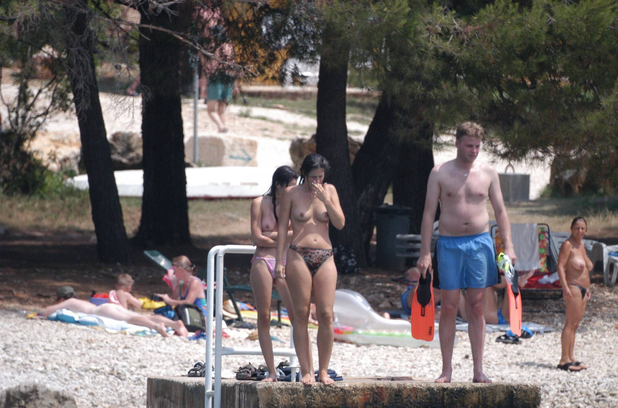 Nudist Gallery RovinJ Shoreline Tour - 2