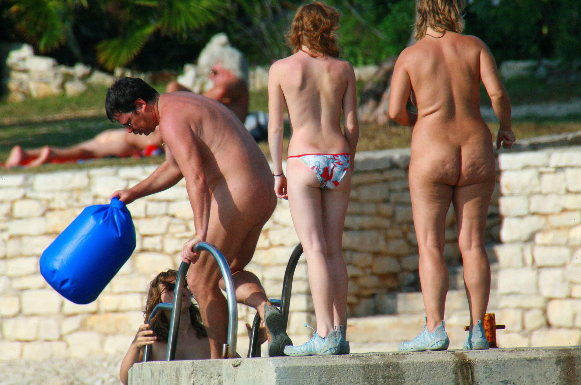 Nudist Gallery Ula FKK Exploration Family - 1