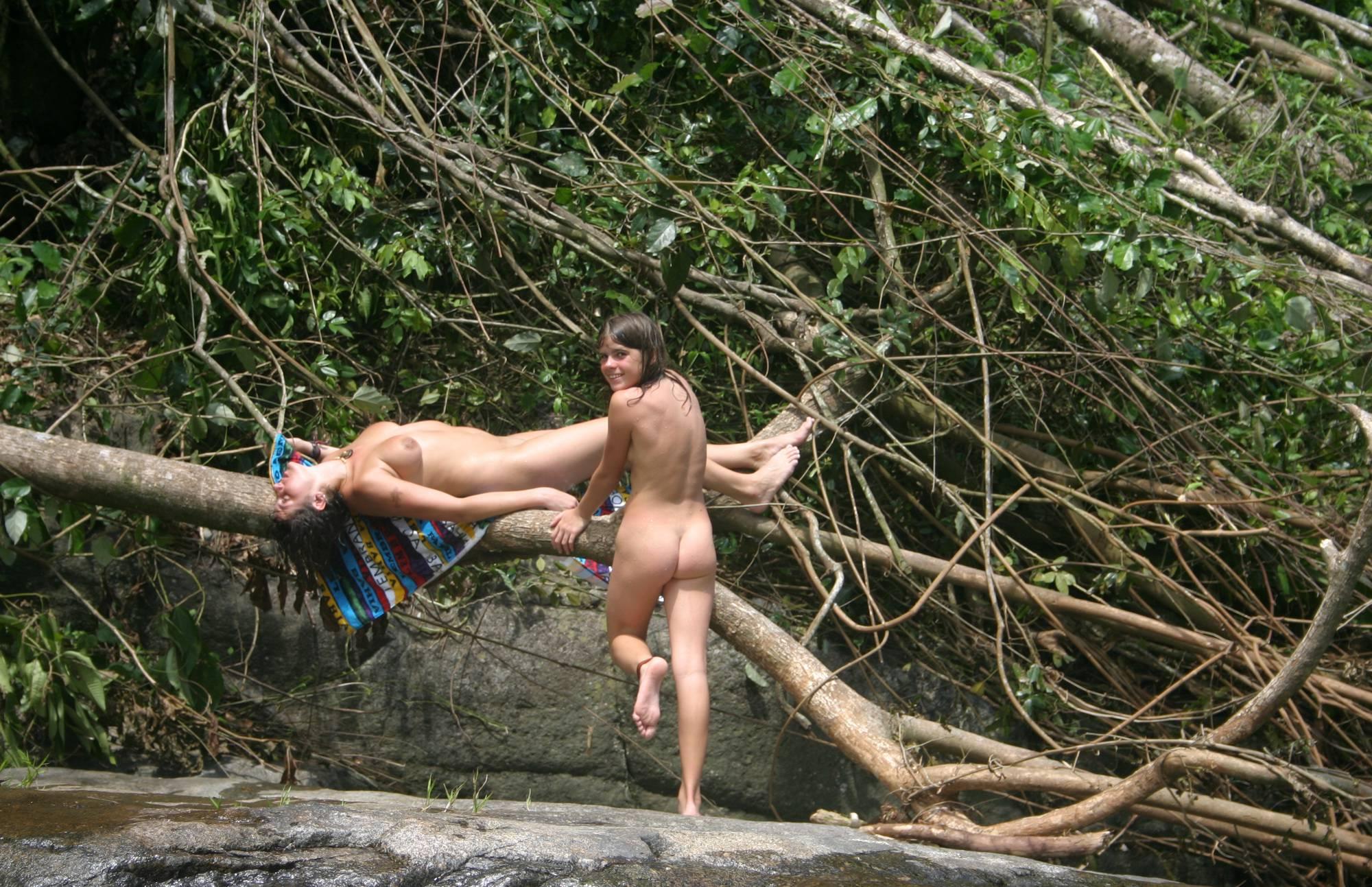 Nudist Pics Brazilian Top of the Rivers - 1