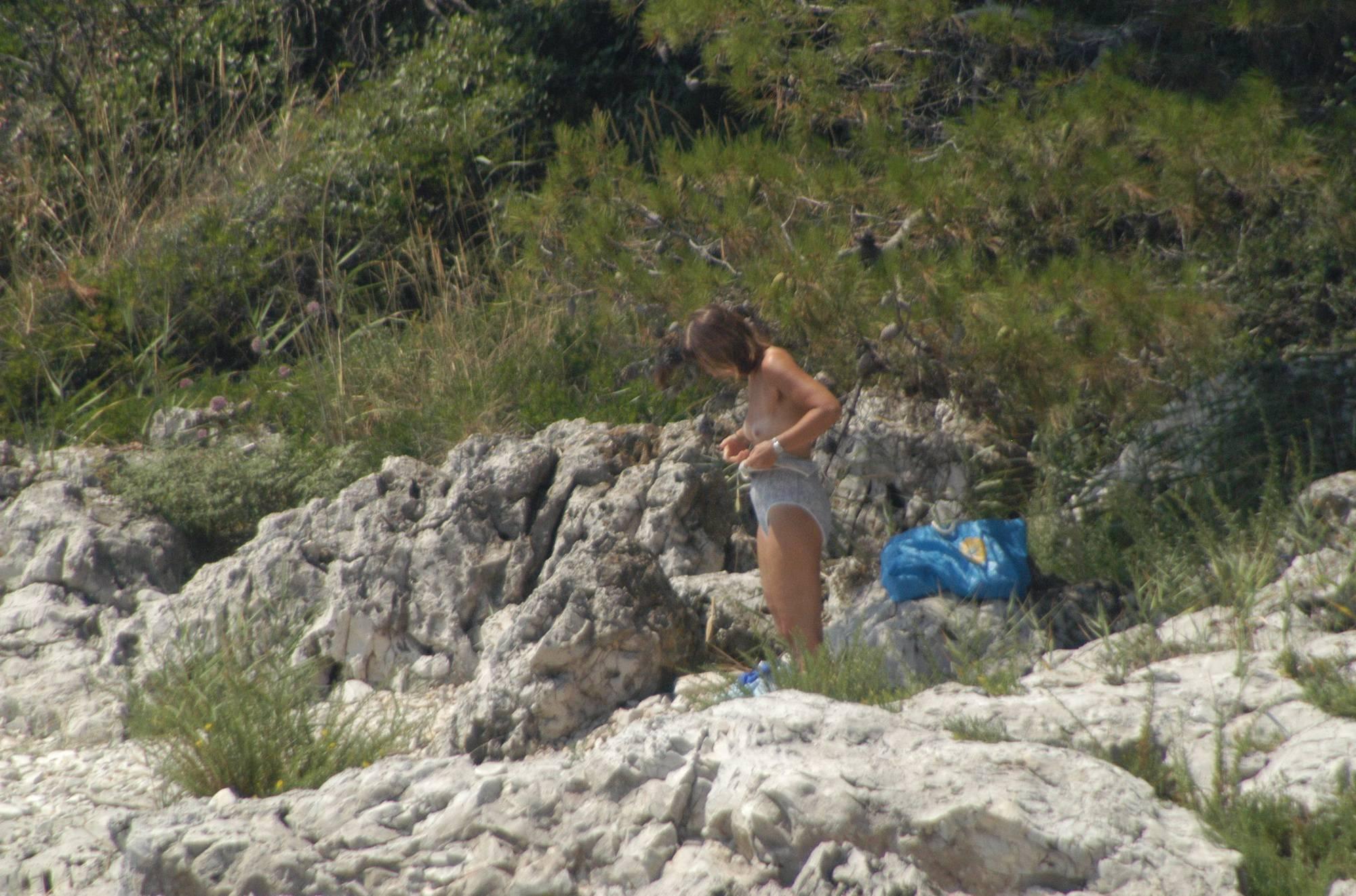 Croatian Rock-Front Coast - 2