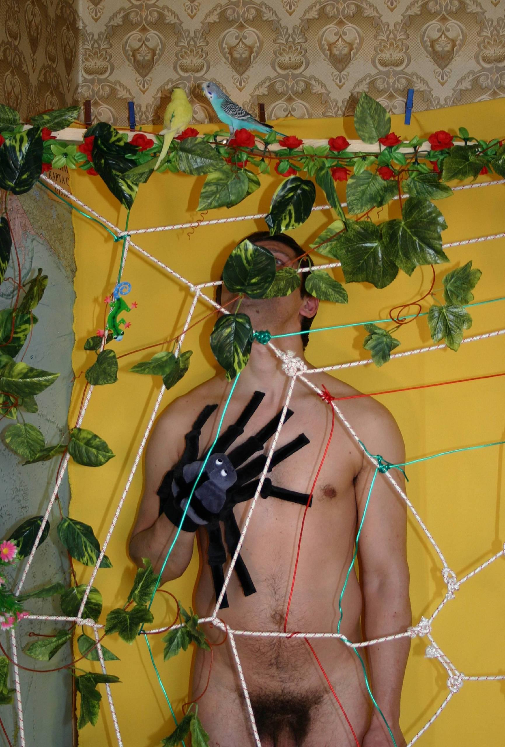 Nudist Photos Nested Nudist Animal Play - 1