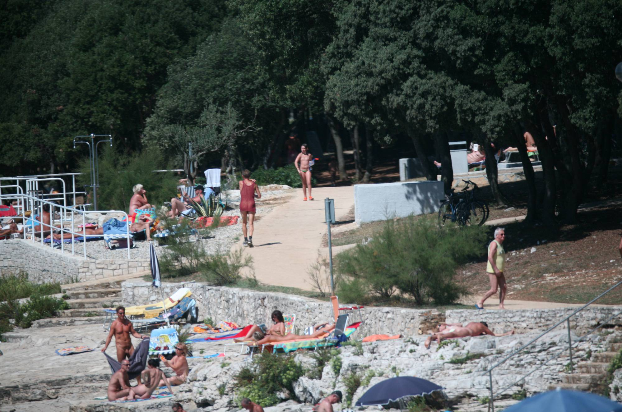 Nudist Pics Far Nudist Beach Look-Out - 2