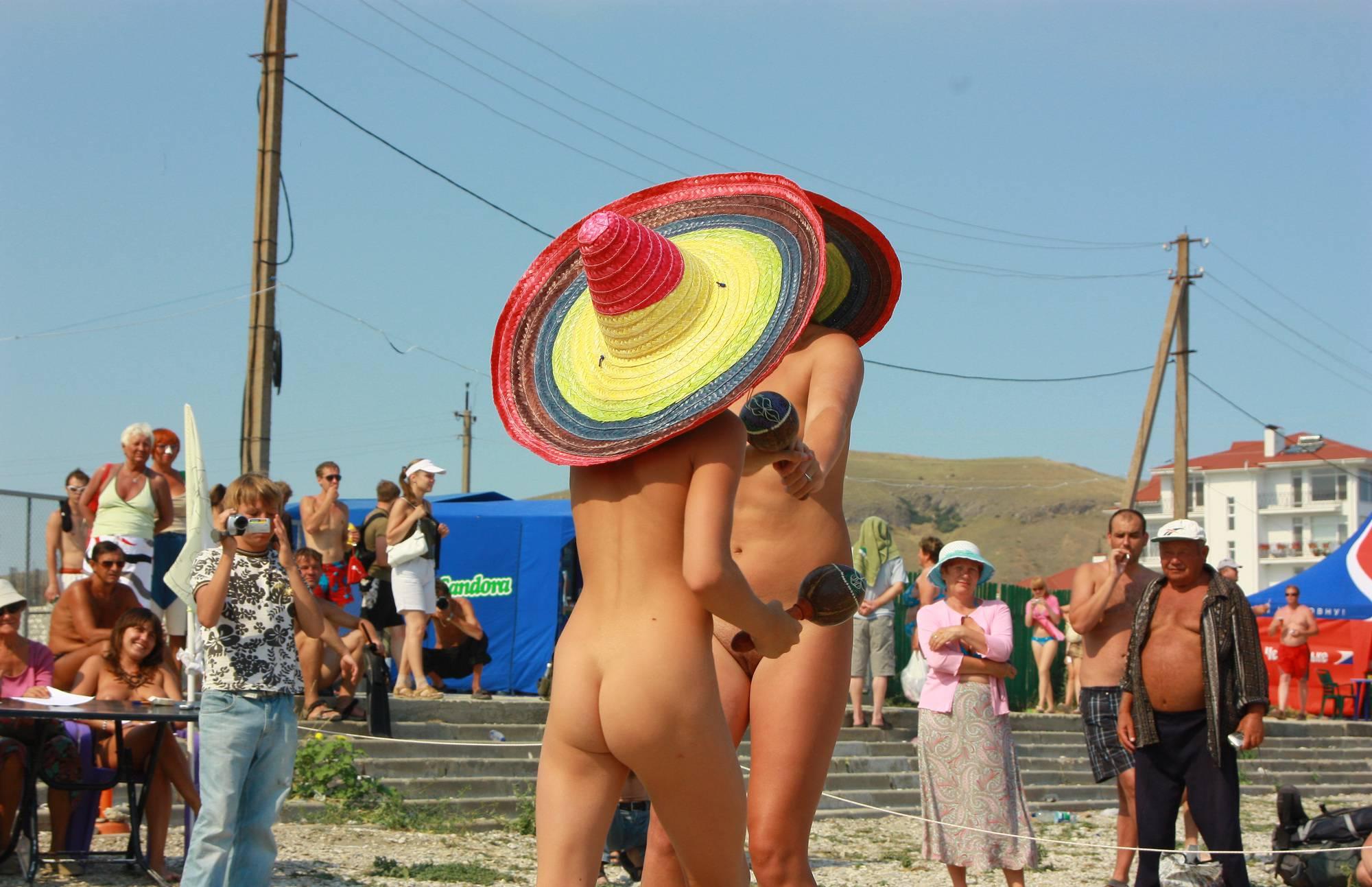 Nudist Pictures Neptune Mexican Dance - 1