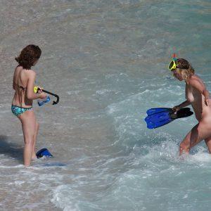 Snorkeling For Treasures