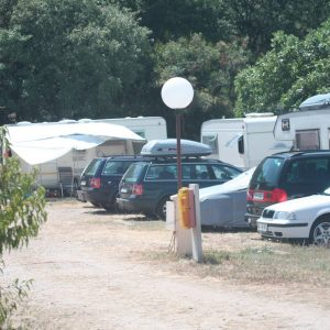 Bares Camping Scenery