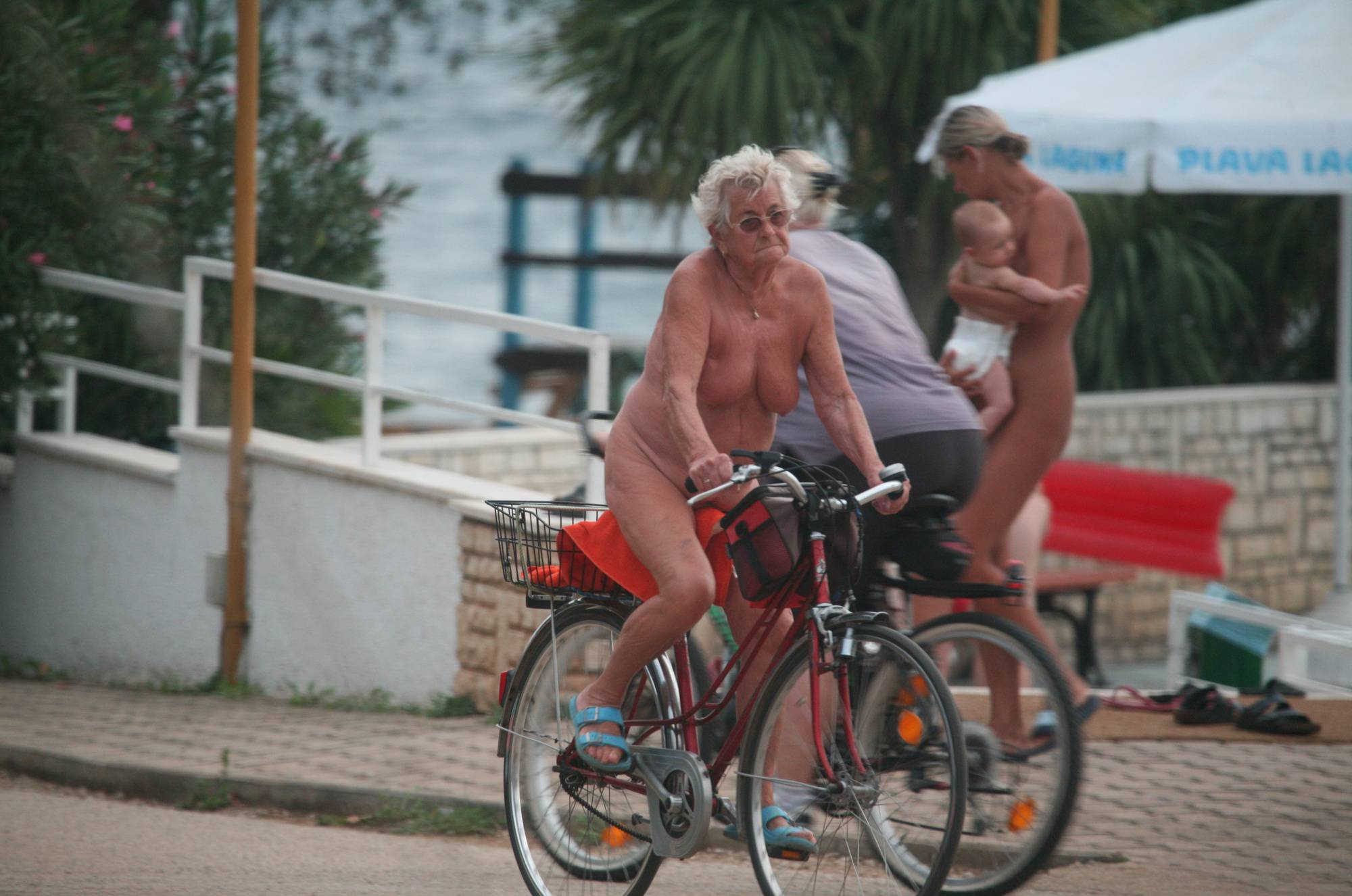 Crete Observed Bikers - 2