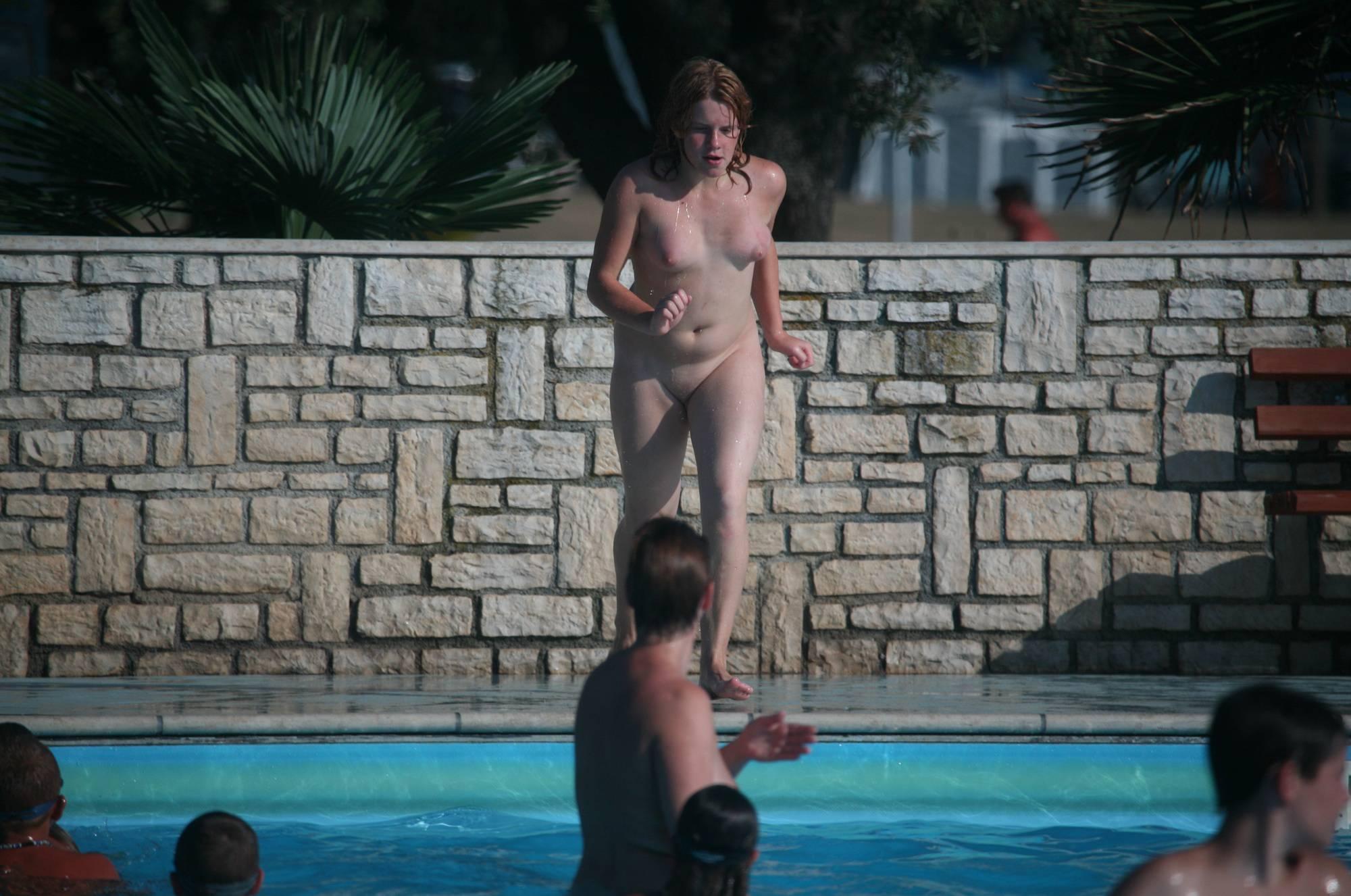 Nudist Pool Jumpers Two - 2