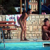 Nudist Pool Run and Jumps