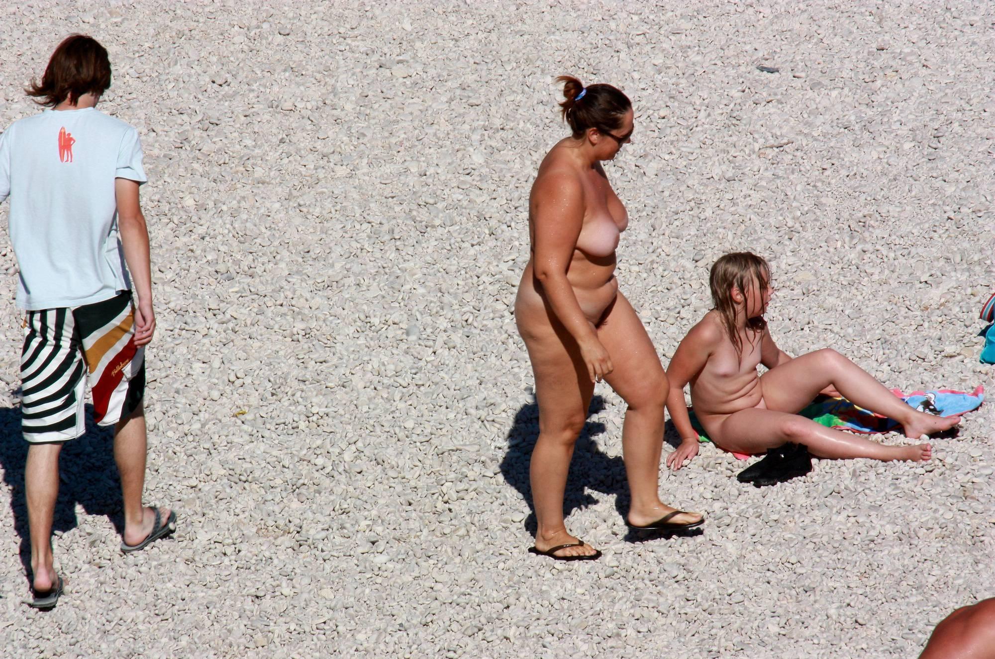 Nudist Pics Nudist Sands Towel Wrap - 1