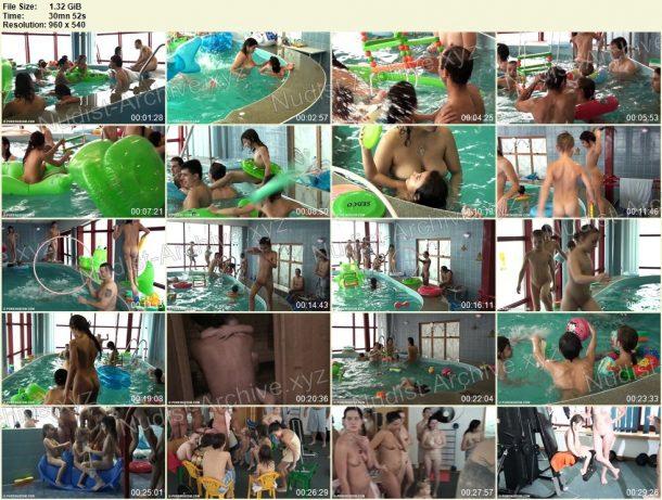 Indoor Swim Exercise - snapshots 1