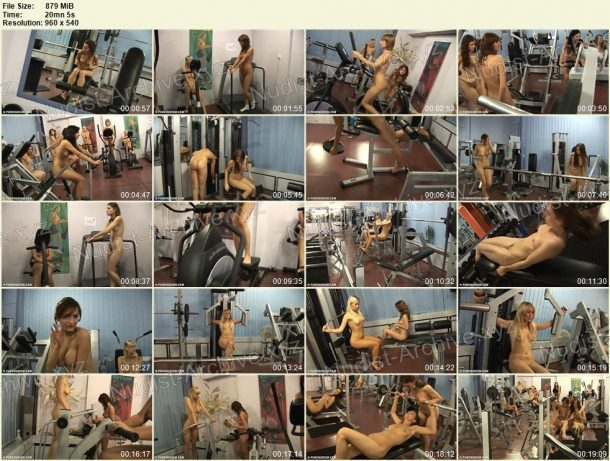 Athletic and Relaxing film stills 1