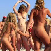 Round the Naturist We Go