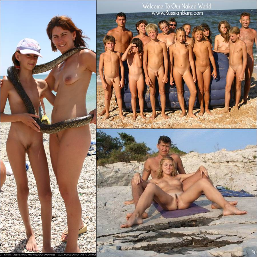 Nudist Gallery RussianBare Pictures - nude photos family nudism - Poster