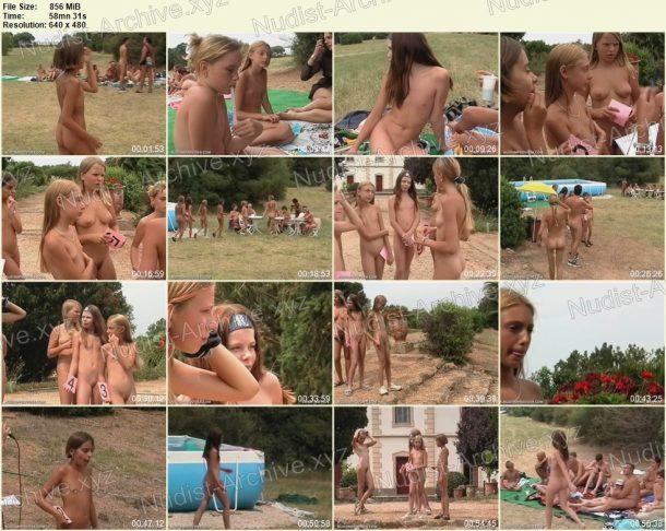 Screenshot Junior Nudist Contest 3