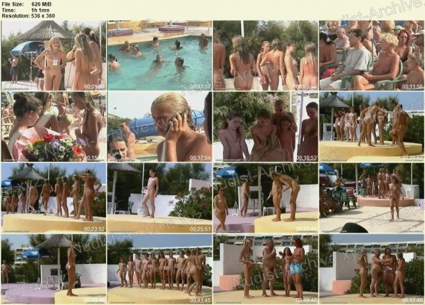 Junior Nudist Contest 7 screenshot